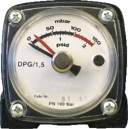 Differenzdruckanzeiger DPG